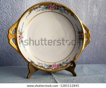 Antique chinaware. Russia #1285112845