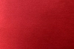 Antique colored paper background texture. Colour of paper red