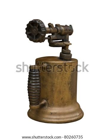 Antique Copper Blow Torch