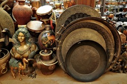 Antique display