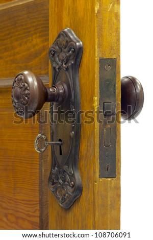 Antique Door Handles