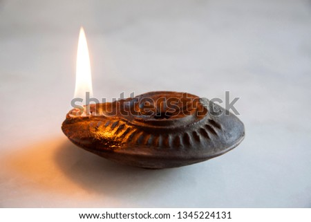 antique metal gas lamp #1345224131