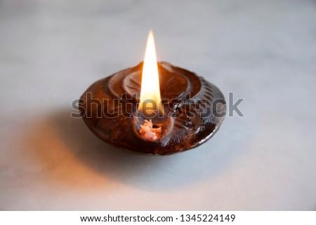 antique metal gas lamp #1345224149