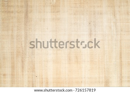Antique papyrus as background, paper texture Сток-фото ©