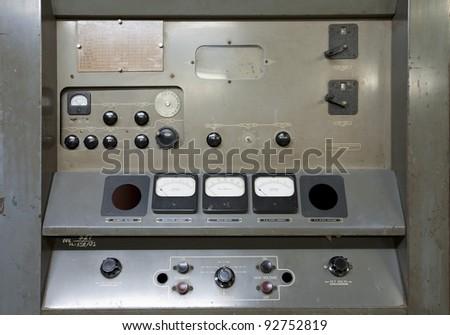 Antique radio transmitter #92752819
