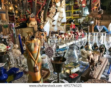 Antique shop #691776121