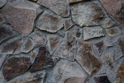 antique stonework texture in different shades of colors