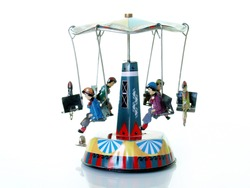 Antique toy:carousel