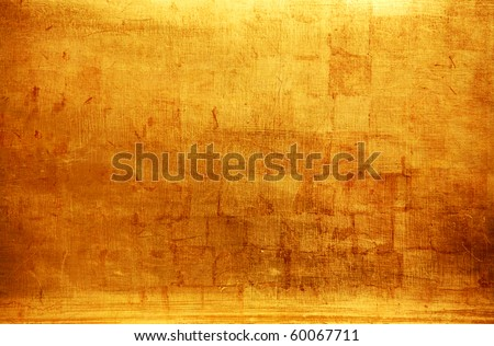antique vintage gold background