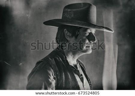 2feddac1b52 Royalty-free Old West Bandit. Old west bandit outlaw…  196963964 ...