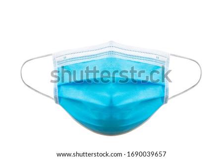 Antiviral medical mask for protection against coronavirus, prevent coronavirus.