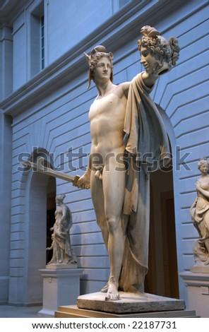 Antonio Canova Perseus with the Head of Medusa