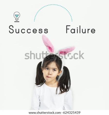 Antonym Opposite True False Correct Incorrect Success Failure #624325439