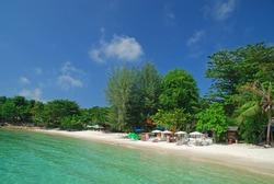 Ao cho beach, Samed island, Thailand