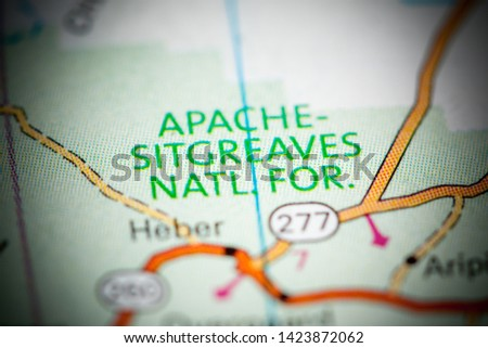 Apache-sitgreaves-national-forest Images and Stock Photos ...
