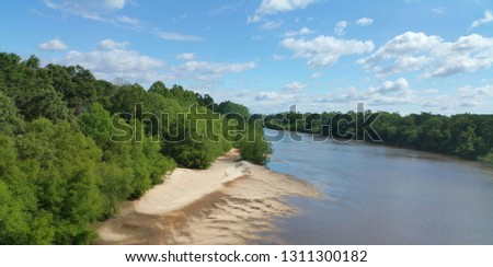 Apalachicola River, North Florida