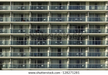 Apartment Balconies