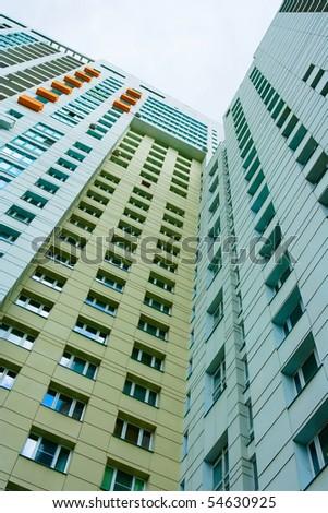 Apartment Building (Block of flats)