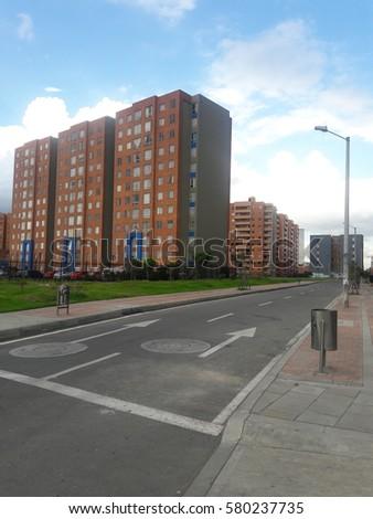 Apartment complex #580237735