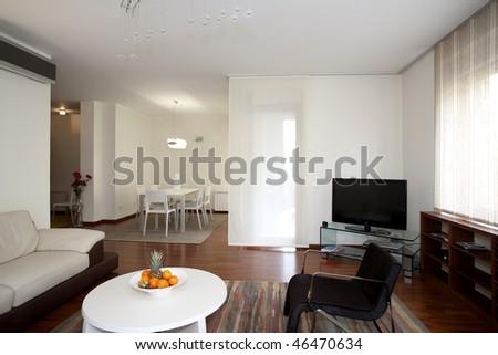 apartment interior #46470634