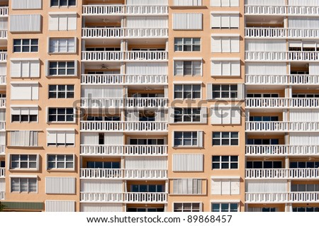 Apartments - pattern / background