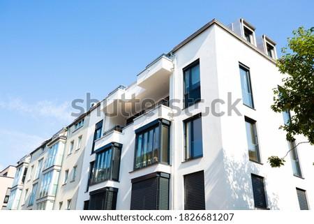 Apartments, tenement houses, condominiums in Schwabing, Munich