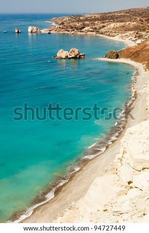 Aphrodite baths in Cyprus