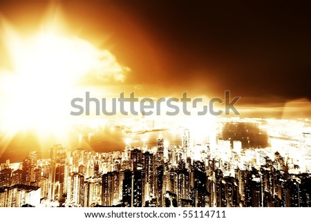 Apocalypse in the city