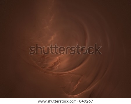 Apophysis abstract in brown, best viewed full size