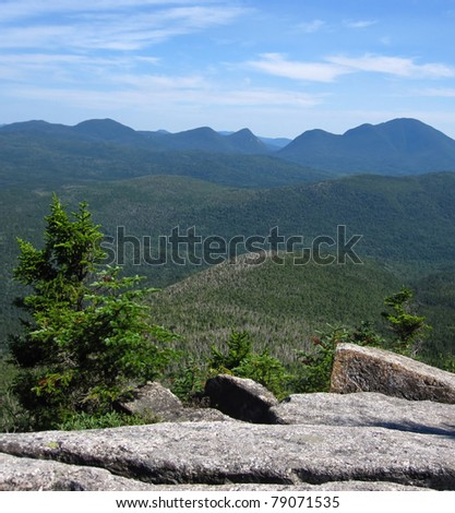 Appalachian Trail in New Hampshire