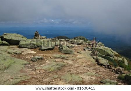 Appalachian Trail in New Hampshire
