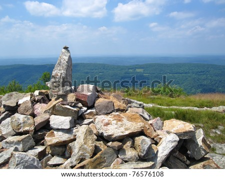 Appalachian Trail in New Jersey