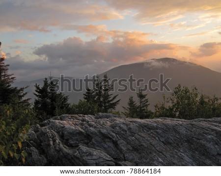 Appalachian Trail in Vermont
