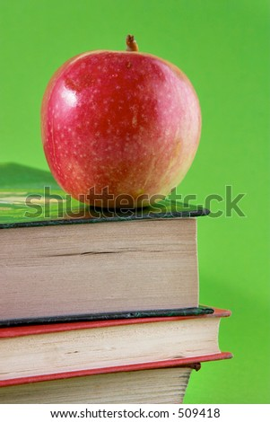 Apple - stock photo