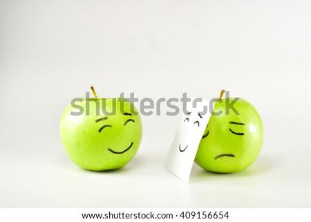 Apple emotion