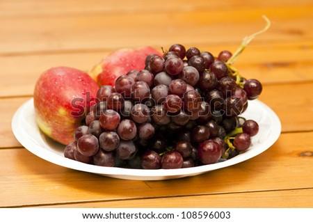 Apple & Grape