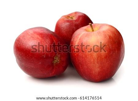 apple isolate white background