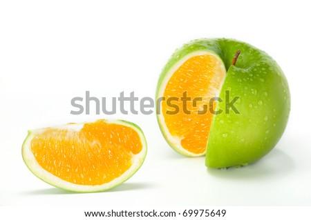 Apple Orange Hybrid