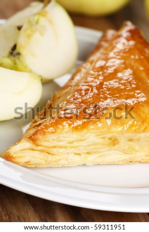 Apple puff