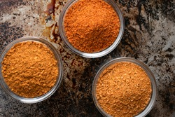 Applewood, Mesquite, and Sweet and Smokey BBQ Rubs