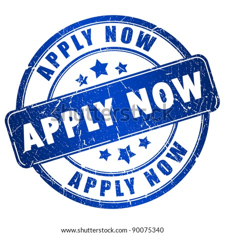 Apply now stamp