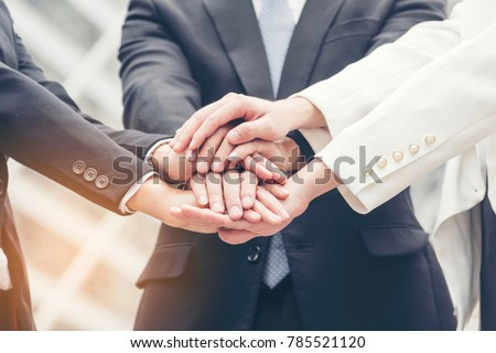 Appreciation Team Trustworthy Honor Business Valuable for Responsible Collaboration Teamwork. Dealing Business Motivated Honest Businessman is Appreciation Team work.Trustworthy Concepts