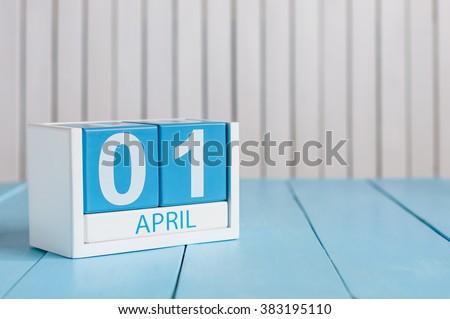 april 1st. image of april 1...