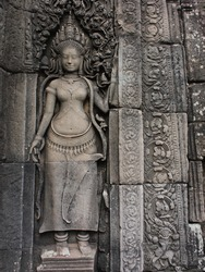 Apsara at Angkor