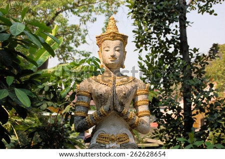 buddhism at the gate of the fo Mahäyäna buddhism selections from the prajïäpäramitä sütras introduction  thi s fo rmul a of ques tion a nd res pons e, with t he co rrec t ans wer bei ng ' a is in f act no t a, therefore it is called a' is repeated throughout the text  oð gate gate päragate pärasaðgate bodhi svähä.