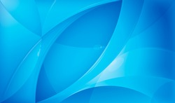 Aqua abstract background. Blue abstract backgrounds collection created in hi-resolution suitable for background, web banner or design element