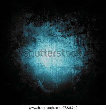 Aqua Green Abstract grunge texture background