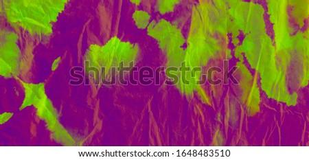 Aquarelle Print. Brushed Graffiti. Rainbow  Purple Handmade Dirty Art. Dirty Art Painting. Watercolor Pattern. Abstract Poster. Tie Dye Patchwork. Neon Watercolor Texture. Rainbow Tie Dye Batik.