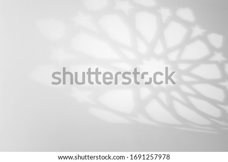 Arabesque shadow, you can use it as overlay layer on any photo.