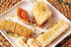 Arabic sweets.